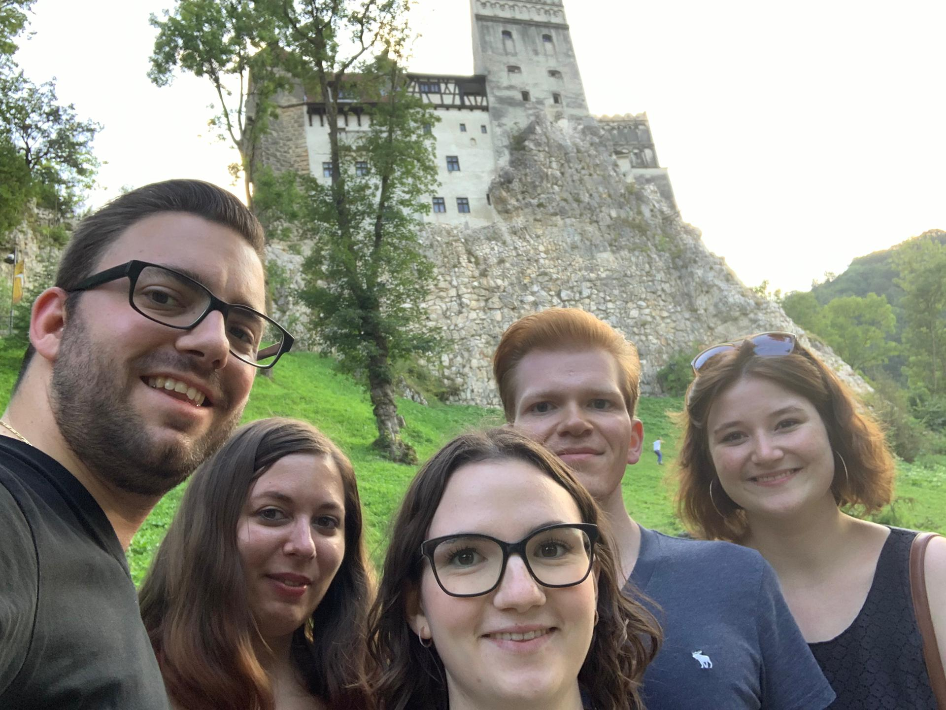 JFW Reise nach Bukarest 2019